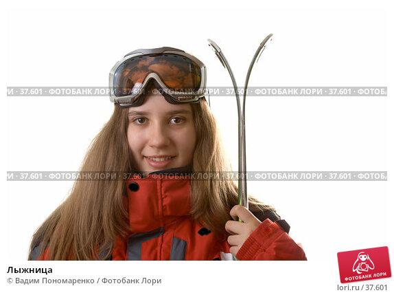 Лыжница, фото № 37601, снято 31 марта 2007 г. (c) Вадим Пономаренко / Фотобанк Лори
