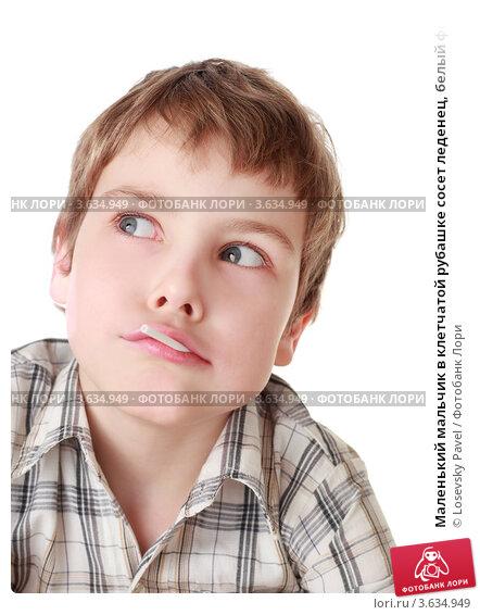 Сосал маленький член мальчика