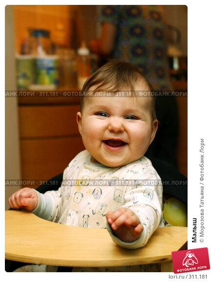 Малыш, фото № 311181, снято 13 декабря 2005 г. (c) Морозова Татьяна / Фотобанк Лори