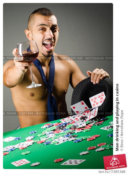 Чоловік грає + казино все про казино