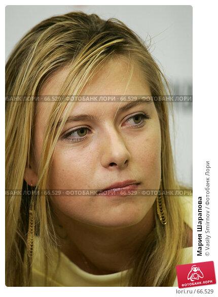Мария Шарапова, фото № 66529, снято 10 октября 2005 г. (c) Vasily Smirnov / Фотобанк Лори