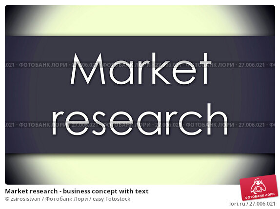 research concept