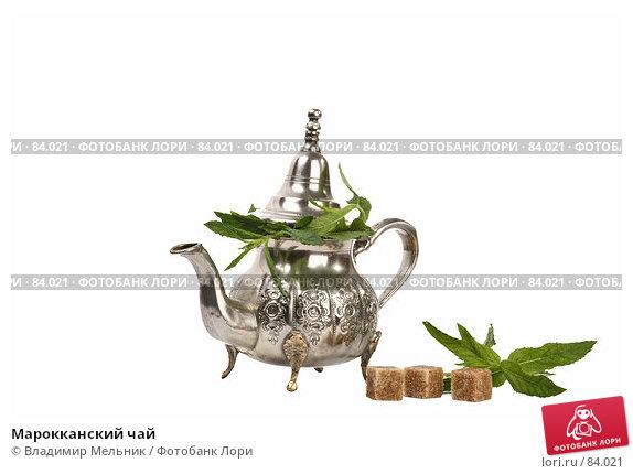 Марокканский чай, фото № 84021, снято 12 июля 2007 г. (c) Владимир Мельник / Фотобанк Лори