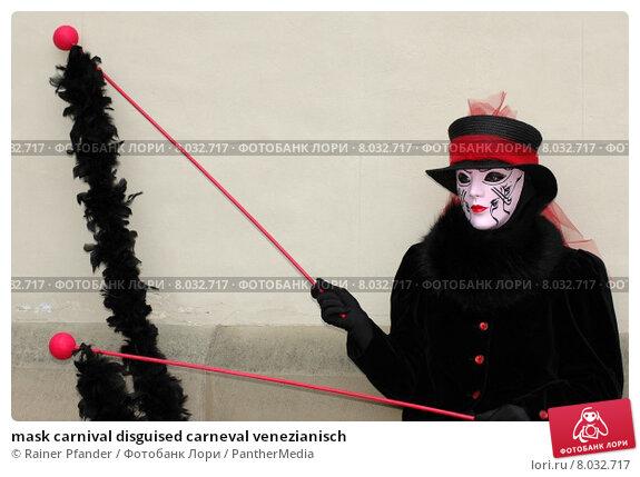 Купить «mask carnival disguised carneval venezianisch», фото № 8032717, снято 20 июля 2019 г. (c) PantherMedia / Фотобанк Лори