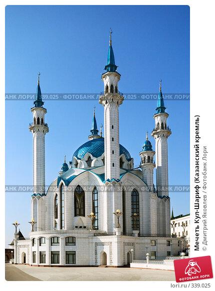 Мечеть Кул-Шариф (Казанский кремль), фото № 339025, снято 10 мая 2008 г. (c) Дмитрий Яковлев / Фотобанк Лори