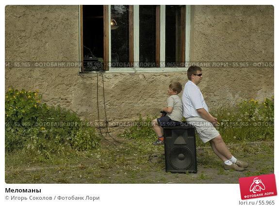 Меломаны, эксклюзивное фото № 55965, снято 23 июня 2017 г. (c) Игорь Соколов / Фотобанк Лори