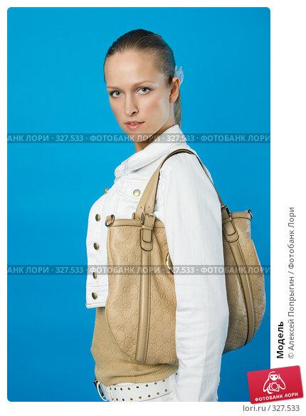 Модель, фото № 327533, снято 25 июля 2006 г. (c) Алексей Попрыгин / Фотобанк Лори