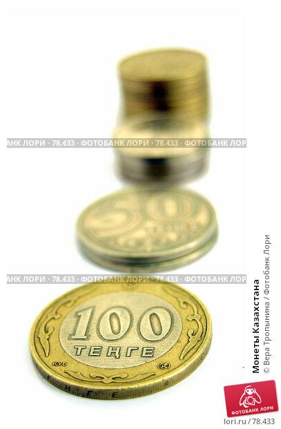 Монеты Казахстана, фото № 78433, снято 17 августа 2007 г. (c) Вера Тропынина / Фотобанк Лори