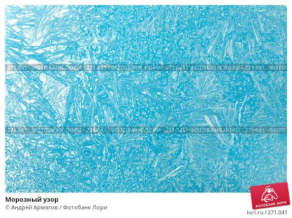 Морозный узор, фото № 271041, снято 8 ноября 2007 г. (c) Андрей Армягов / Фотобанк Лори