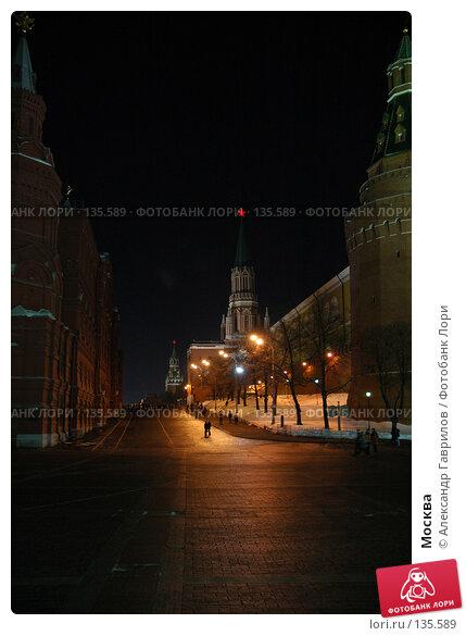 Москва, фото № 135589, снято 16 марта 2006 г. (c) Александр Гаврилов / Фотобанк Лори