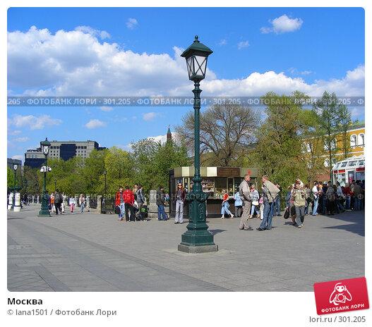 Москва, эксклюзивное фото № 301205, снято 27 апреля 2008 г. (c) lana1501 / Фотобанк Лори