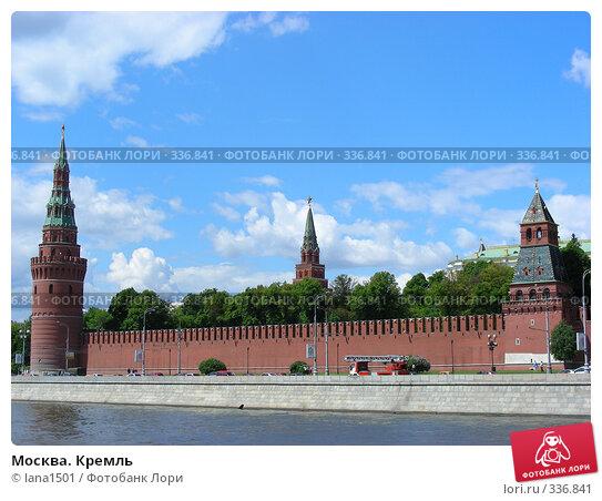 Москва. Кремль, эксклюзивное фото № 336841, снято 30 мая 2008 г. (c) lana1501 / Фотобанк Лори