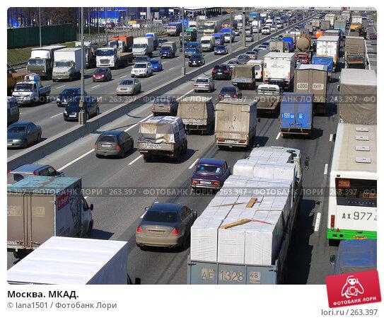Москва. МКАД., эксклюзивное фото № 263397, снято 24 апреля 2008 г. (c) lana1501 / Фотобанк Лори