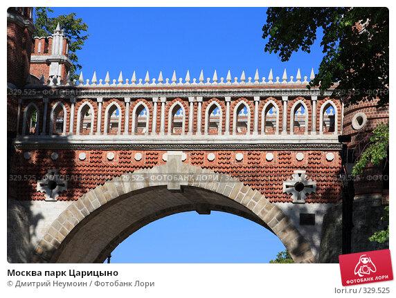 Москва парк Царицыно, эксклюзивное фото № 329525, снято 8 июня 2008 г. (c) Дмитрий Неумоин / Фотобанк Лори