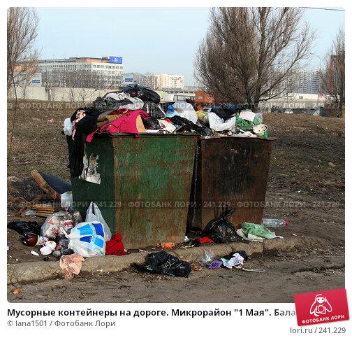 Москва. Районная помойка, эксклюзивное фото № 241229, снято 31 марта 2008 г. (c) lana1501 / Фотобанк Лори