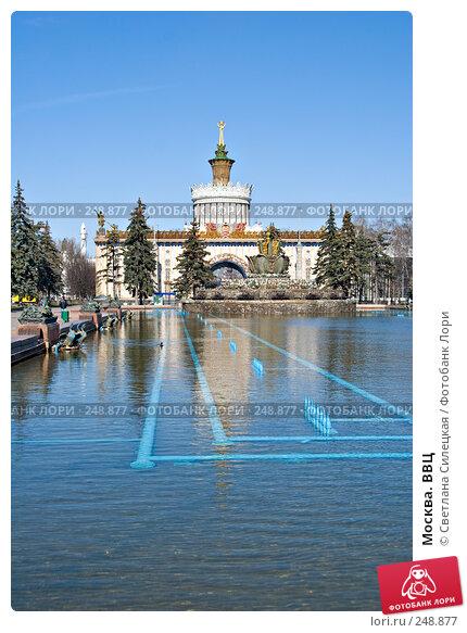Москва. ВВЦ, фото № 248877, снято 10 апреля 2008 г. (c) Светлана Силецкая / Фотобанк Лори