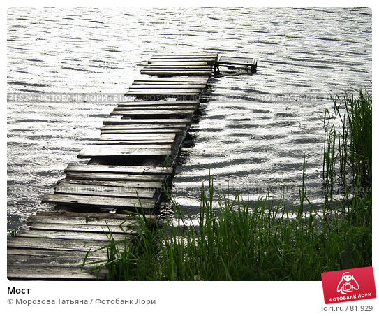 Мост, фото № 81929, снято 23 июня 2003 г. (c) Морозова Татьяна / Фотобанк Лори