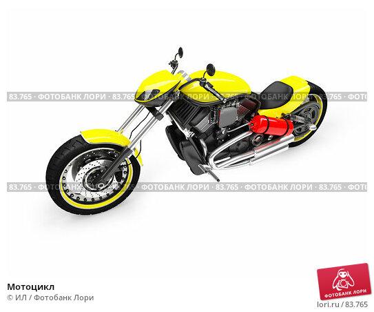 Мотоцикл, иллюстрация № 83765 (c) ИЛ / Фотобанк Лори