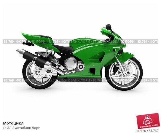 Мотоцикл, иллюстрация № 83769 (c) ИЛ / Фотобанк Лори
