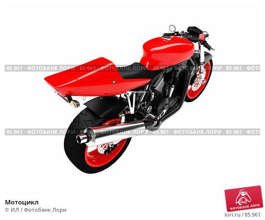 Мотоцикл, иллюстрация № 85961 (c) ИЛ / Фотобанк Лори
