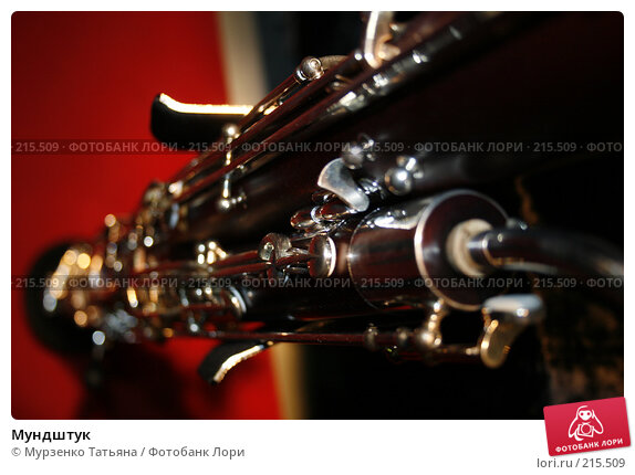 Мундштук, фото № 215509, снято 7 октября 2007 г. (c) Мурзенко Татьяна / Фотобанк Лори