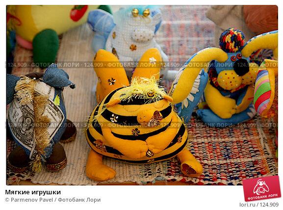 Мягкие игрушки, фото № 124909, снято 18 ноября 2007 г. (c) Parmenov Pavel / Фотобанк Лори