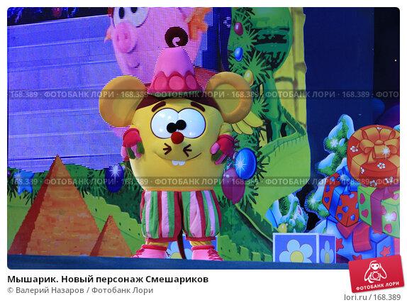 Мышарик. Новый персонаж Смешариков, фото № 168389, снято 3 января 2008 г. (c) Валерий Торопов / Фотобанк Лори
