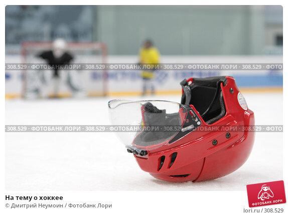 На тему о хоккее, эксклюзивное фото № 308529, снято 29 марта 2008 г. (c) Дмитрий Неумоин / Фотобанк Лори