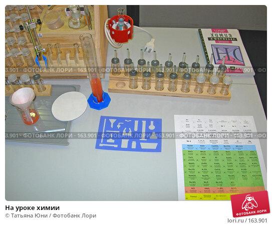 На уроке химии, эксклюзивное фото № 163901, снято 3 октября 2007 г. (c) Татьяна Юни / Фотобанк Лори