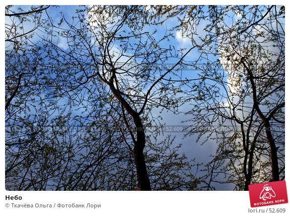 Небо, фото № 52609, снято 1 мая 2007 г. (c) Ткачёва Ольга / Фотобанк Лори