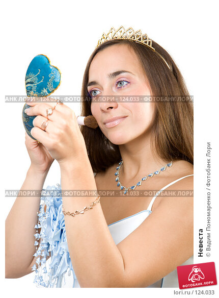 Купить «Невеста», фото № 124033, снято 16 сентября 2007 г. (c) Вадим Пономаренко / Фотобанк Лори