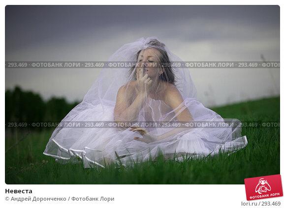 Купить «Невеста», фото № 293469, снято 21 апреля 2018 г. (c) Андрей Доронченко / Фотобанк Лори