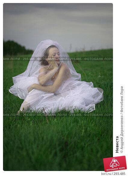 Невеста, фото № 293485, снято 22 июля 2017 г. (c) Андрей Доронченко / Фотобанк Лори