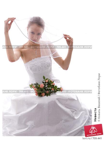 Купить «Невеста», фото № 709441, снято 19 апреля 2008 г. (c) Коваль Василий / Фотобанк Лори