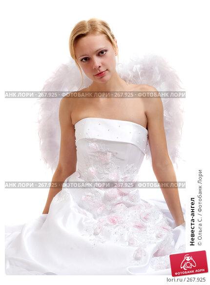 Невеста-ангел, фото № 267925, снято 3 октября 2007 г. (c) Ольга С. / Фотобанк Лори