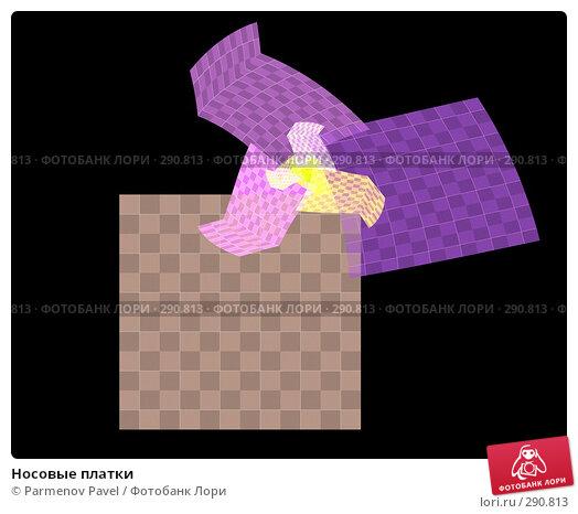 Носовые платки, иллюстрация № 290813 (c) Parmenov Pavel / Фотобанк Лори