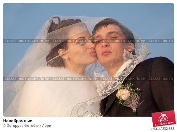 Купить «Новобрачные», фото № 232833, снято 20 октября 2007 г. (c) Goruppa / Фотобанк Лори