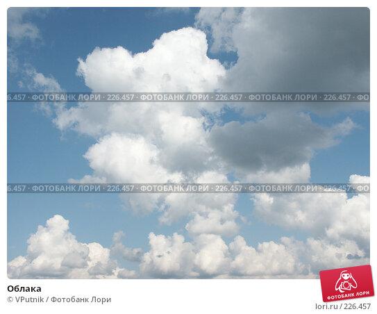 Купить «Облака», фото № 226457, снято 29 августа 2006 г. (c) VPutnik / Фотобанк Лори