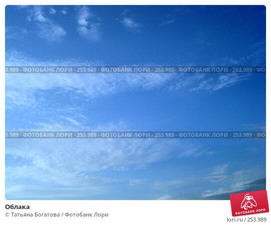 Облака, фото № 253989, снято 14 апреля 2008 г. (c) Татьяна Богатова / Фотобанк Лори