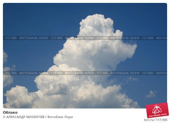 Облако, фото № 117905, снято 22 августа 2007 г. (c) АЛЕКСАНДР МИХЕИЧЕВ / Фотобанк Лори