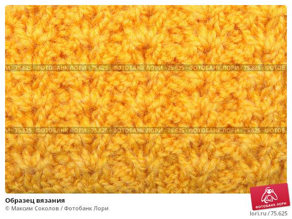 Образец вязания, фото № 75625, снято 21 июня 2007 г. (c) Максим Соколов / Фотобанк Лори