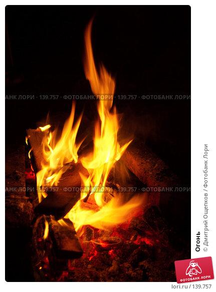 Огонь, фото № 139757, снято 15 сентября 2007 г. (c) Дмитрий Ощепков / Фотобанк Лори