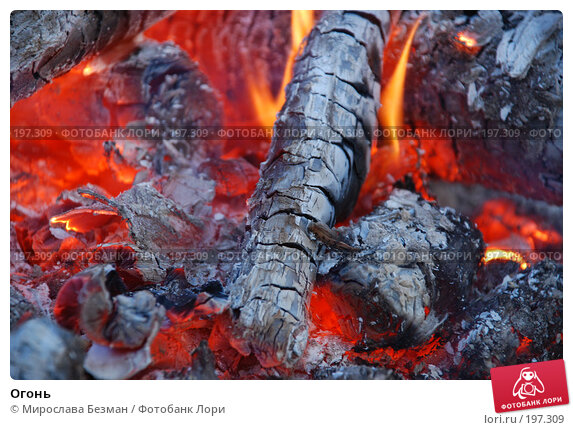 Огонь, фото № 197309, снято 8 апреля 2007 г. (c) Мирослава Безман / Фотобанк Лори