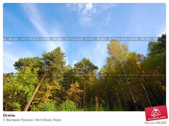 Осень, фото № 90693, снято 22 сентября 2007 г. (c) Валерия Потапова / Фотобанк Лори