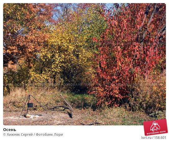 Купить «Осень», фото № 158601, снято 4 октября 2007 г. (c) Хижняк Сергей / Фотобанк Лори