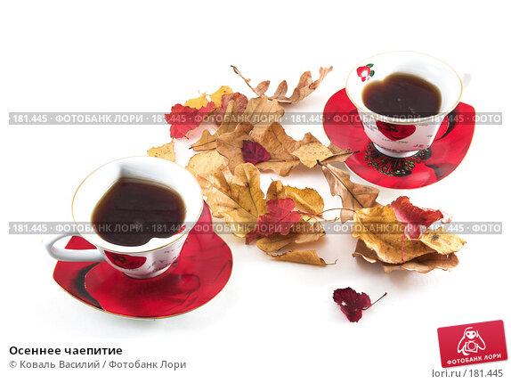 Осеннее чаепитие, фото № 181445, снято 22 ноября 2006 г. (c) Коваль Василий / Фотобанк Лори