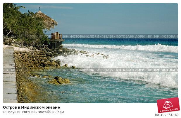 Купить «Остров в Индийском океане», фото № 181169, снято 20 марта 2018 г. (c) Парушин Евгений / Фотобанк Лори