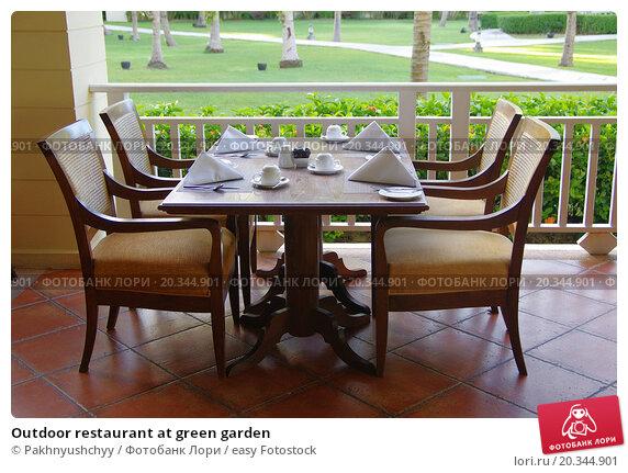 The Garden View Restaurant  Oregon Garden Resort