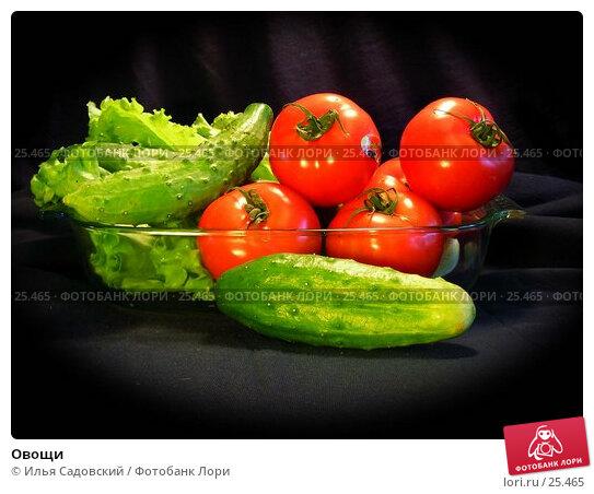 Овощи, фото № 25465, снято 21 марта 2007 г. (c) Илья Садовский / Фотобанк Лори