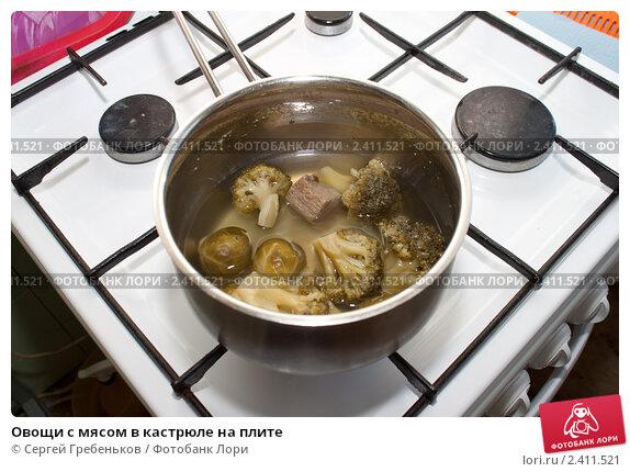 мясо на плите рецепты с фото